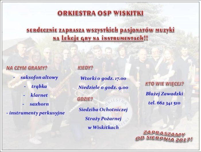 OSP Wiskitki