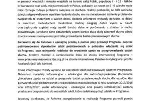 Kajetany - list badanie słuchu-2