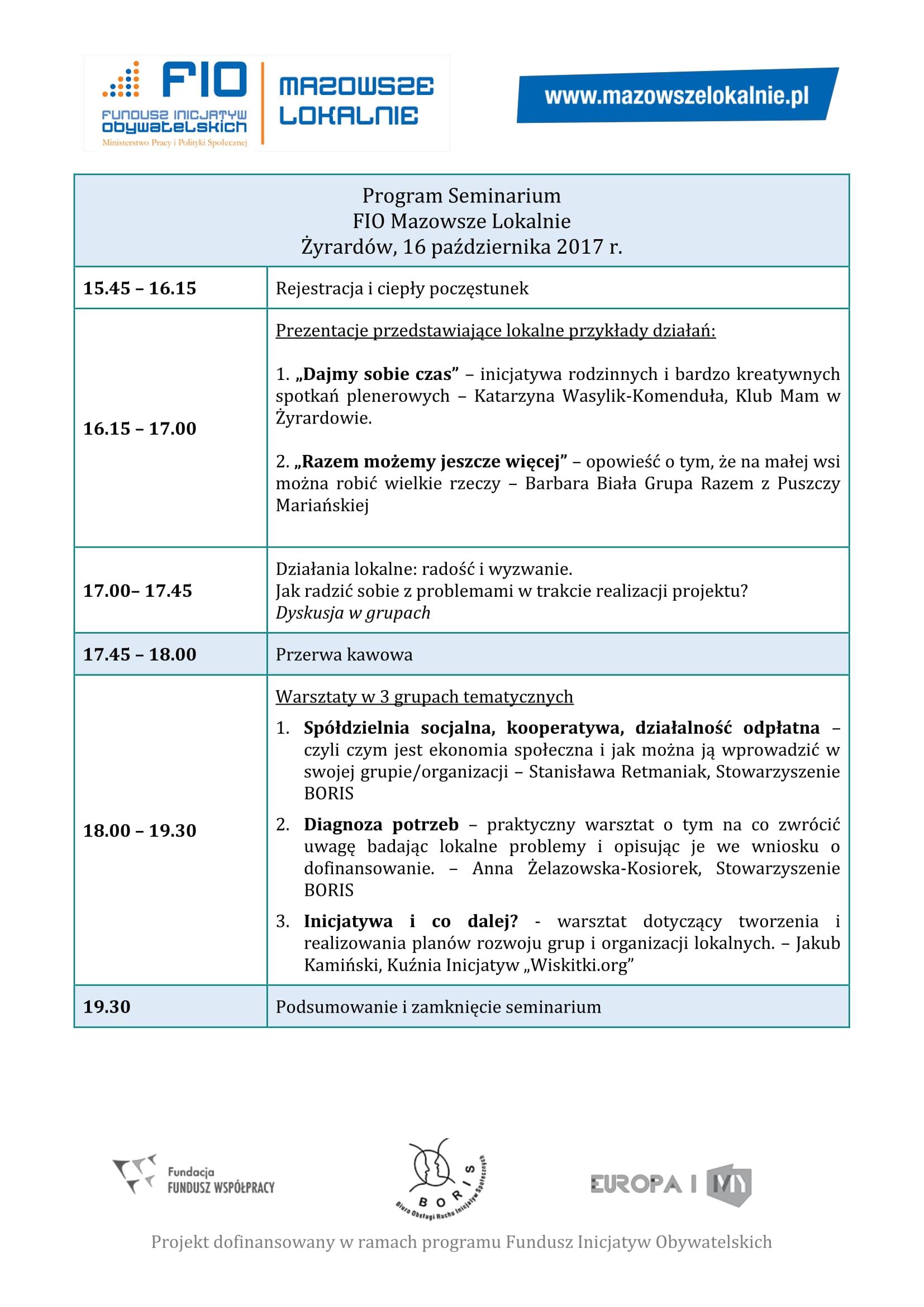 Seminiarium_FIO_Żyrardów_16.10.2017_program-1