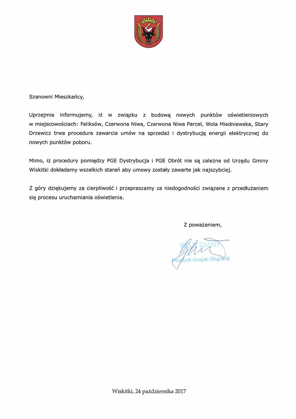 oświetlenie_październik 2017