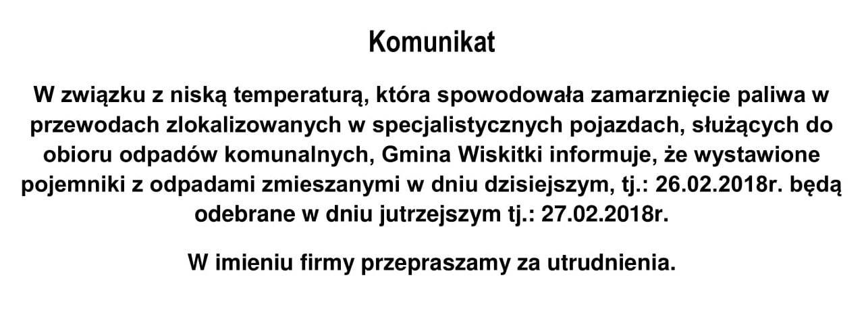 Komunikat-1
