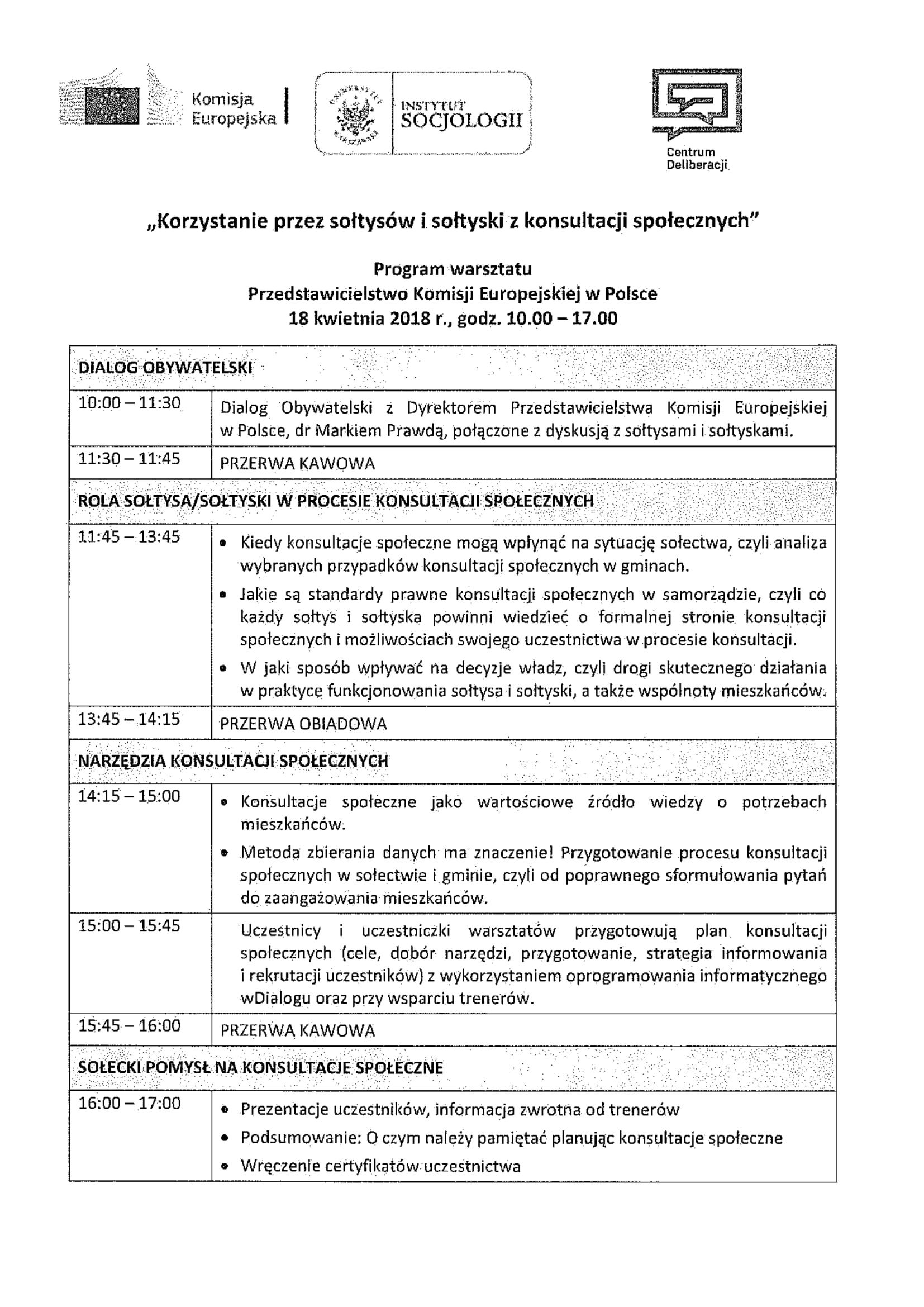 Program warsztatów-1