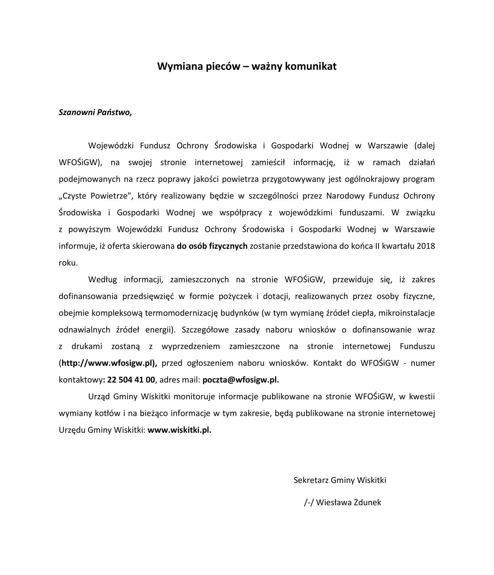 Czyste powietrze info na stronę - wymiana pieców-1