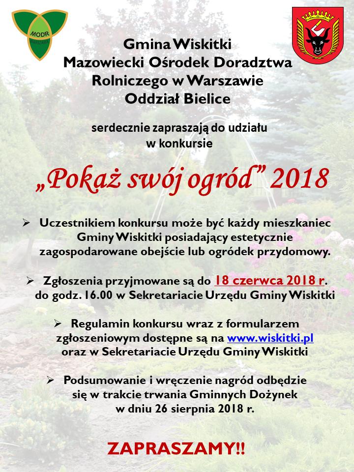 ogródki 2018