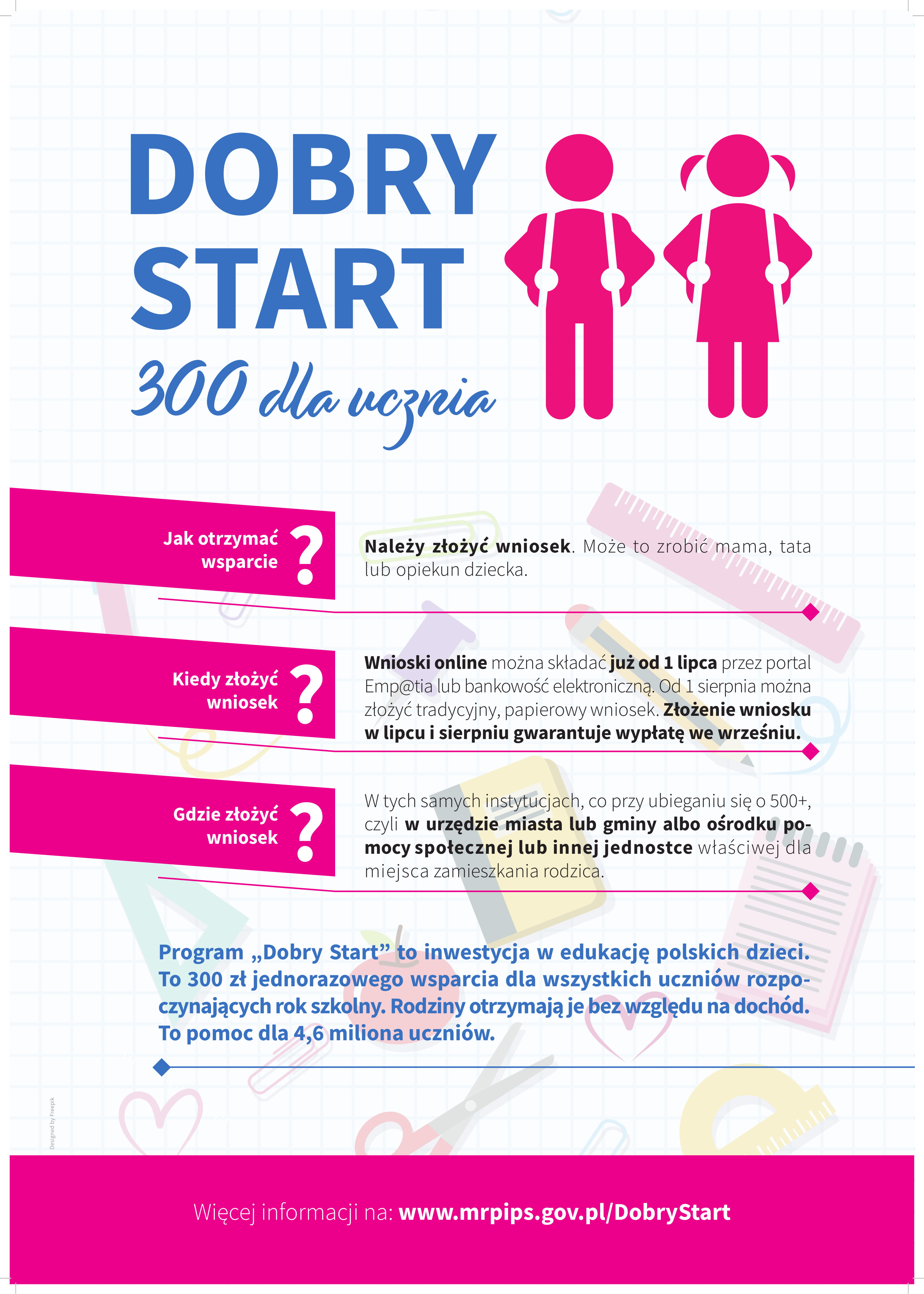 Plakat_dobry_start A2-2-1