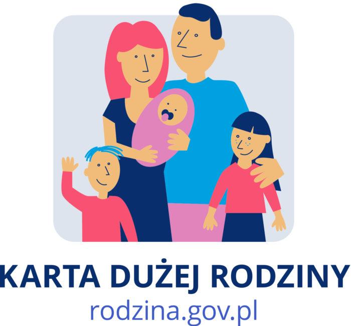 Od 2019 roku nowe zasady w Karcie Dużej Rodziny