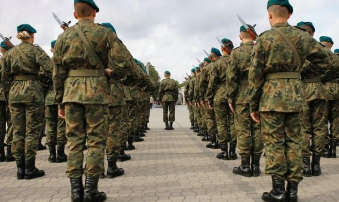 Kwalifikacja wojskowa 2020 przerwana!