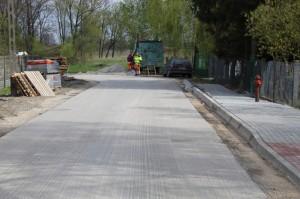 Przebudowa ciągu drogowego ze środków PROW 2014-2020 (1)