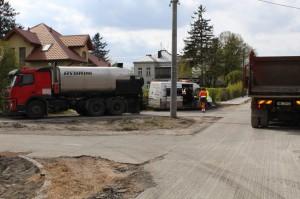 Przebudowa ciągu drogowego ze środków PROW 2014-2020 (2)