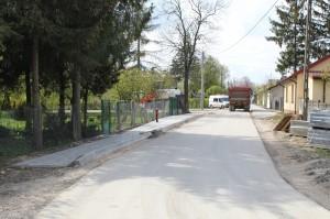 Przebudowa ciągu drogowego ze środków PROW 2014-2020 (7)